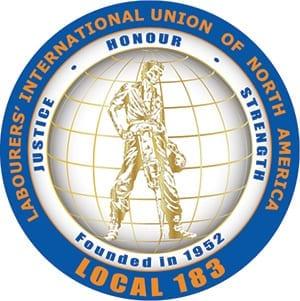 Labourers' International Union of North America Logo